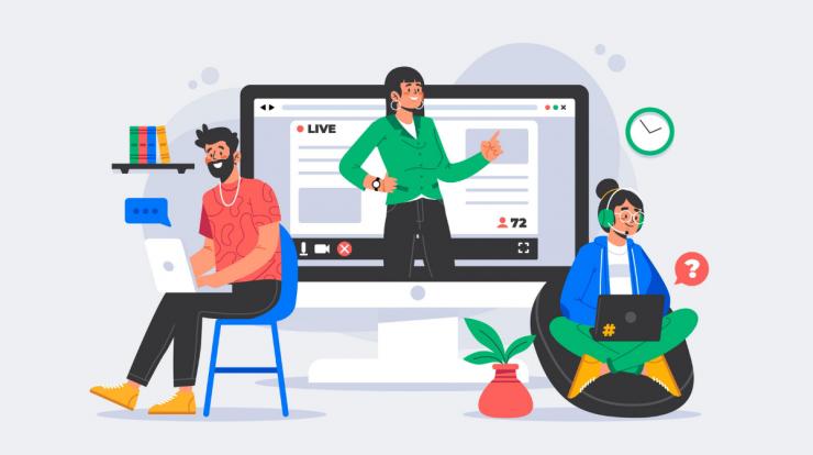 como criar curso online