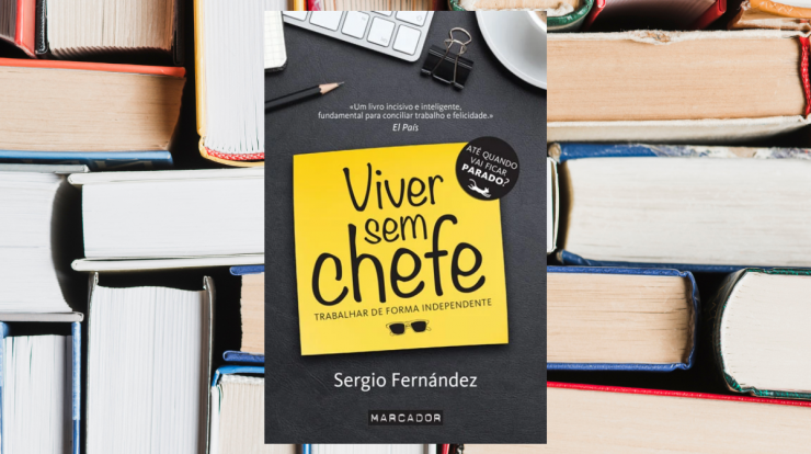 Review livro Viver Sem Chefe